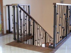 Lépcsők, korlátok gyártása